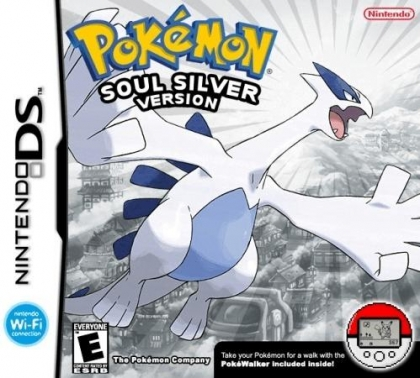 pokémon version argent soulsilver nds
